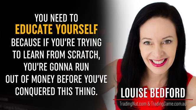 louise bedford quote 5