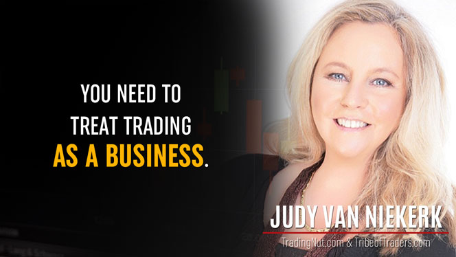 Judy van Niekerk Quote 1