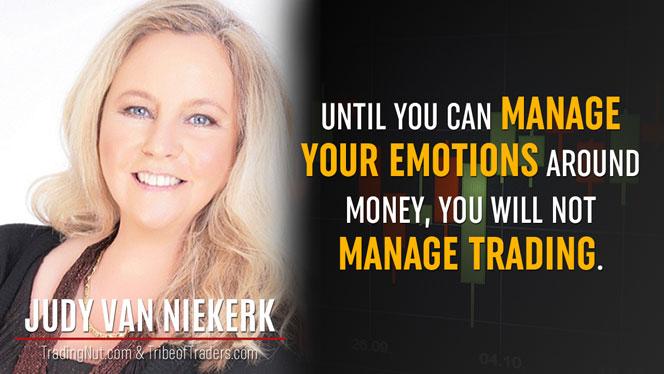 Judy van Niekerk Quote 4