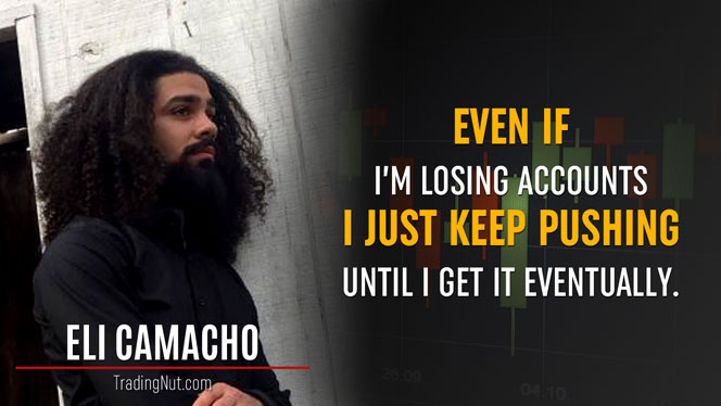 Eli Camacho Quote 1