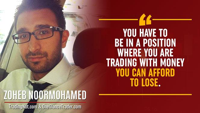 Zoheb Noormohamed Quote 1
