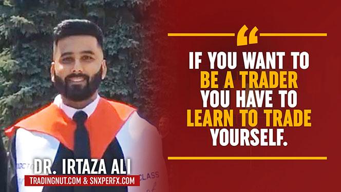 Dr Irtaza Ali Quote 1