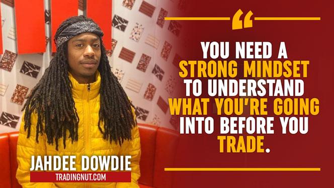 Jahdee Dowdie Quote 1
