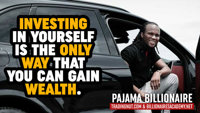 pajama billionaire quote 1