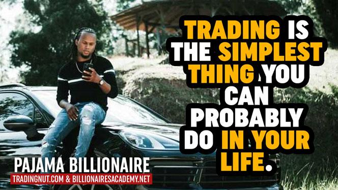 pajama billionaire quote 2